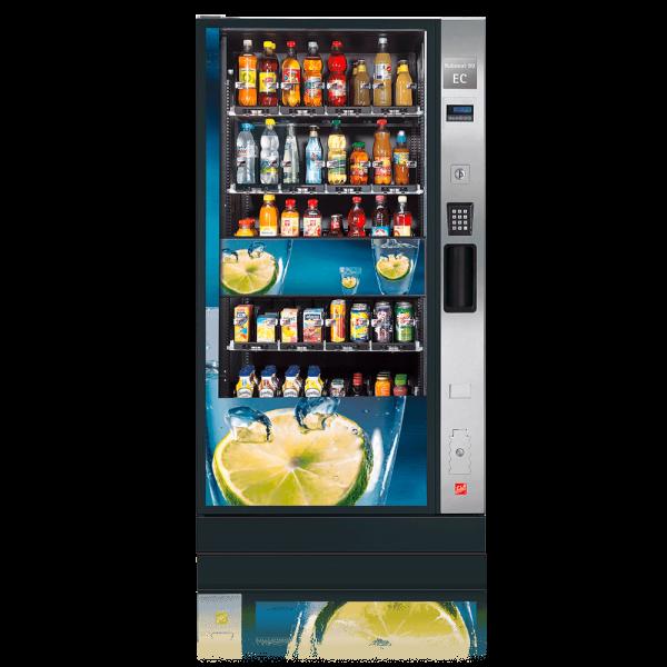 Kaltgetränkeautomat Sielaff Robimat Serie
